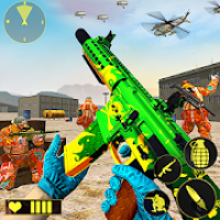 Critical Action Mission : Strike FPS Shooting Game