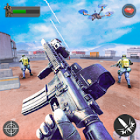 Critical FPS Shooting Strike Mission Force 2020