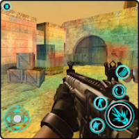 Critical Gun Strike Fire:First-Person Shooter Game