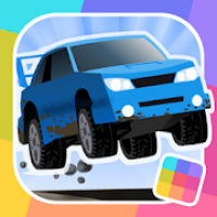 Cubed Rally Racer: How Far Can You Drive?