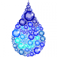 Diamond Art: Paint by Number, Shiny Coloring Pages