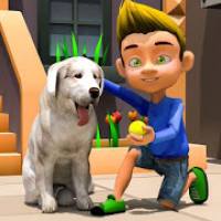 Dog Simulator Games - Dog Town : Puppy Pet Rescue