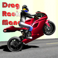 Drag Racing Manager - Real Motorcycle Race