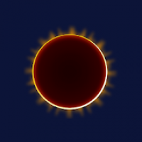 Eclipse weather icons