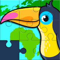 Educational Puzzles for Kids - Learning Games
