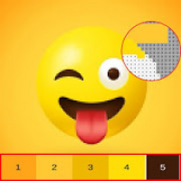 Emoji Color By Number