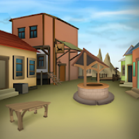 Escape Game - Bygone Town