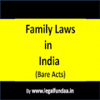 Family Laws in India