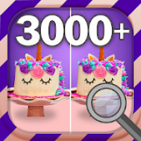 Find & Spot the difference game - 3000+ Levels