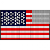 Flags Color by Number: Pixel Art, Sandbox Coloring