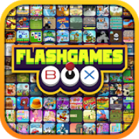 Flash Games Box: 1000+ Crazy Games On One App