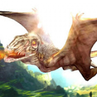 Flying Dinosour Simulator Game 3d