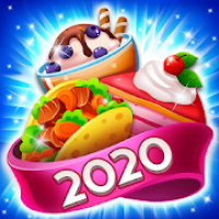 Food Pop : Food puzzle game king in 2020