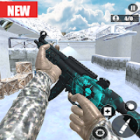 FPS shooting Game: FPS Critical Forces 2019