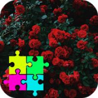 Fragrant Roses Jigsaw Puzzle Game