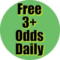 Free 3+ Odds Daily