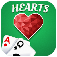 free hearts game - classic card game