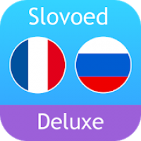 French <> Russian Dictionary Slovoed Deluxe