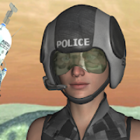 Galactic Police 1: Lost