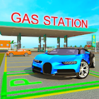 Gas Station: Car Driving and Parking sim
