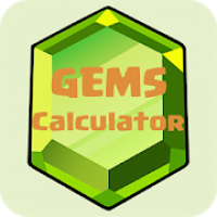 Gems Calculator for CoC 2018