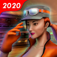 Girl Kung Fu Street Fighting Game 2020