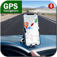 GPS Route Finder : Maps Navigation & Route Planner