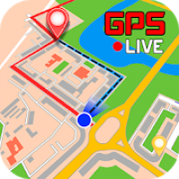 GPS Traffic Route Finder - Live Location Tracker
