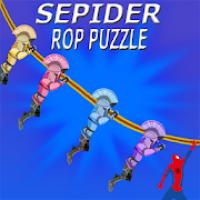 Guerriers Puzzle Rope  Game 2020