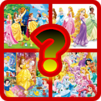 Guess Disney Characters!