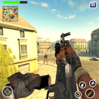 Gun Strike FPS Encounter Commando Shooting Game