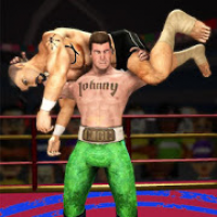Gym Fighting Club: Fighting Manager Wrestling Game