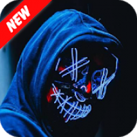 Halloween Light Mask - Photo Editor