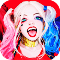Harley Quinn Stickers for WhatsApp - WAStickerApps