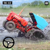 Heavy Tractor Pull Simulator 3d Game 2020