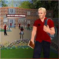 High School Boy Simulator: School Games 2020