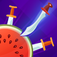 Hit Foods - Knife Bounty Game