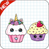 How To Draw Cupcake