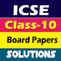 ICSE Class 10 Previous Year Paper with Solutions