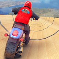 Impossible Bike Stunt - Mega Ramp Bike Racing Game