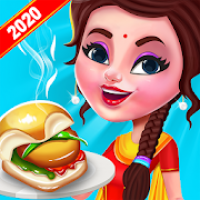 Indian Food Truck Game - Cooking & Restaurant Game