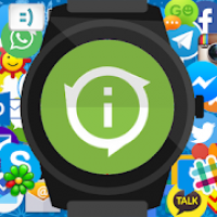 Informer: messages for Wear OS, Fossil, Ticwatch