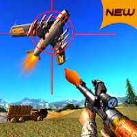 Jet Fighter Airplane Shooting - Jet Fighter War 3D