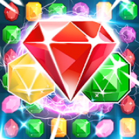 Jewel Adventure: Match 3 Puzzle Jewels Gems Crush
