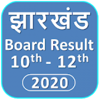Jharkhand Board JAC 10th -12th Result 2020