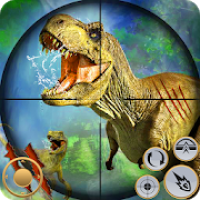 Jungle Dinosaurs Hunter FPS Shooting Game