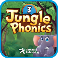 Jungle Phonics 3