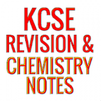 K.C.S.E Chemistry revision - notes and practicals