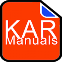 Kar Owner's Manuals
