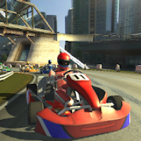 Kart racing 3D – crazy kart driving experience